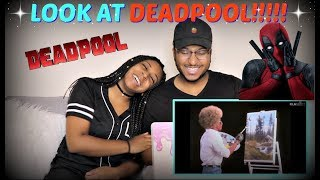 Deadpool 2 Teaser 'Wet on Wet' REACTION!!!!