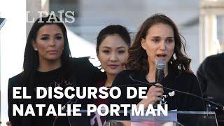 El discurso de Natalie Portman en la Marcha de las Mujeres| Gente