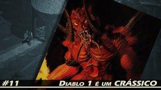 Gameplay: Diablo 1 - O jogo continua bom? (mod HD + expansão)