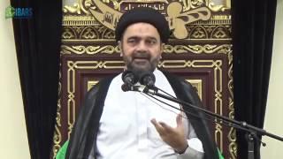 Majlis 17th Ramazan 1438/2017 - Maulana Syed Muhammad Ali Naqvi
