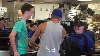 Paying For People's Food!
