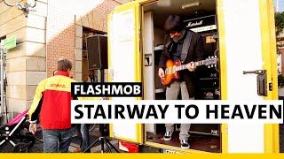 SWR1 RP Hitparade 2017 - Flashmob Stairway to Heaven