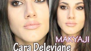 Cara Delevingne Makyaji | Makeup