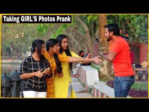 Taking GIRL S Photos Prank Epic Reactions Pranks In India 2019 By TCI