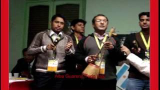 Bengali nationalism song Alba Guarene Turin Italy