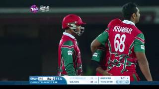 ICC #WT20 Ireland vs Oman Highlights