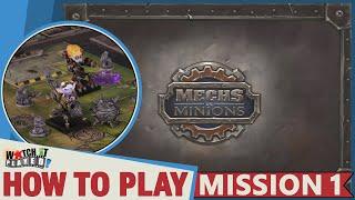 Mechs vs. Minions - Mission 1: Short Fuse