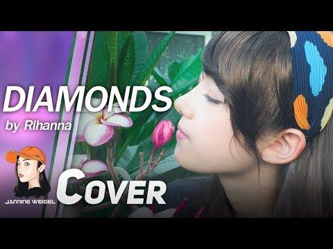 Xxx Mp4 Diamonds Rihanna Cover By 12 Y O Jannine Weigel พลอยชมพู 3gp Sex