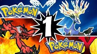 Pokémon X et Y : Kalos, nous voilà ! - Ép. 1