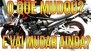 MOSTRANDO DETALHES DA BANDIDA | O QUE MUDOU E O QUE VAI MUDAR AINDA - RODRIGO90