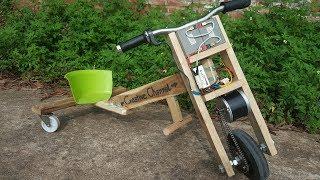 How to make Electric Drift Bike