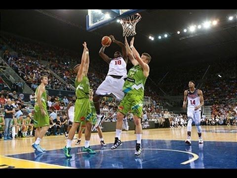 watch Top 5 Plays: USA vs Slovenia