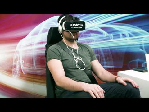 Take a spin in virtual reality with Kwasi Automotives