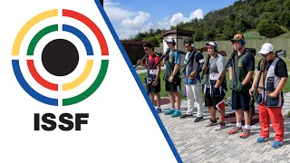 Trap Men Junior Final - 2016 ISSF Rifle/Pistol/Shotgun Junior World Cup in Gabala (AZE)