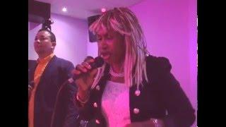 LIVE  MUSIC  with  Mrs  ZITA  / Ivory  Coast