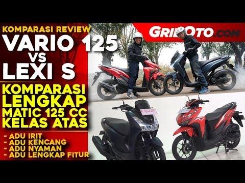 Xxx Mp4 Komparasi Lengkap Honda Vario 125 Vs Yamaha LEXI S L GridOto 3gp Sex