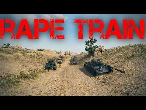 Xxx Mp4 World Of Tanks Rape Train Has No Brakes 3gp Sex