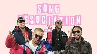 B2K Sings Ashanti, Toni Braxton, and D