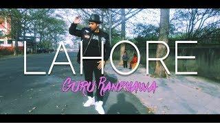 LAHORE | GURU RANDHAWA | DANCE VIDEO COVER | POPPIN TICKO