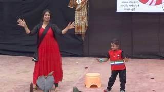 MOM and SON dance performance @Mother's day celebration