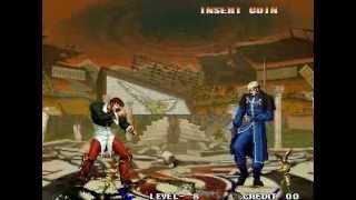 KOF '96 - Iori Yagami vs. Goenitz [Level 8]