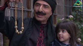 طوق البنات الجزء 1 - ابو طالب يقسم الطوق للبنات   ـ رشيد عساف - ليلى جبر  HD