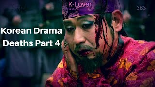 Korean Drama Deaths Part 4 Six Flying Dragons