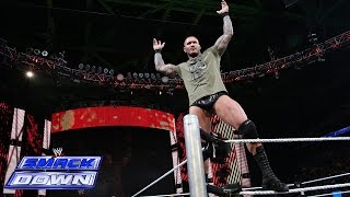 Randy Orton sets his serpentine sights on Roman Reigns for SummerSlam: SmackDown, August 1, 2014