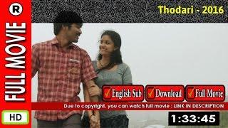 Watch Online : Thodari (2016)
