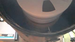 home made convection oven for baking analog tape.3gp