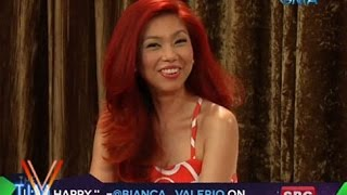 Forbidden questions with Bianca Valerio
