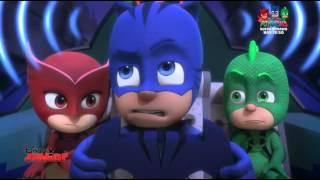 PJ Masks Episodio 03 completo español spanish