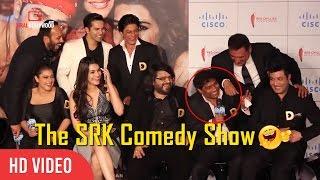 Best of King Khan | Shahrukh Khan| Team Dilwale | Can