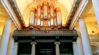 Pirates of the Caribbean - Davy Jones's theme church organ