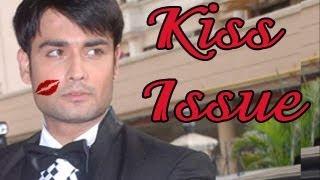 Madhubala's Vivian Dsena's KISSING ISSUE !!!