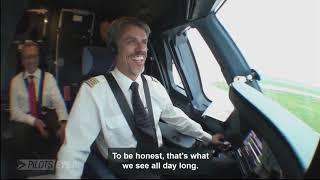Lufthansa A380 | Jurgen Raps Goodbye Moments | PilotsEye.TV *Emotional*