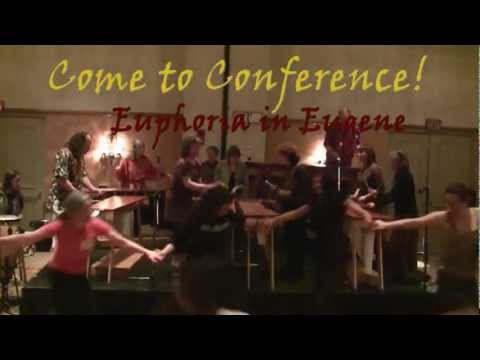 Come to Conference! ~ Euphoria in Eugene