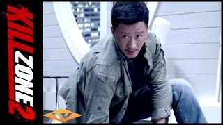 KILL ZONE 2 (2016) Movie Clip: Knife Fight Scene - Featuring Tony Jaa - Well GO USA