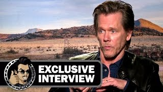 Kevin Bacon Exclusive I LOVE DICK Interview (2017) JoBlo.com
