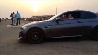 BMW M3 E92 Amazing Side Drifts and Donuts (DRIFT SUNDAYS) Accra-Ghana