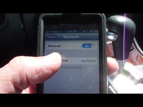 Connect iPhone 4S and iPhone 5 with Audi MMI