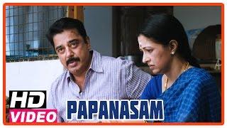 Papanasam Tamil Movie | Climax Scene | Court gave verdict that Kamal is innocent | Asha Sarath