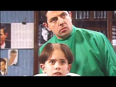 Hair by Mr Bean of London Episode 14 Widescreen Version Classic Mr Bean