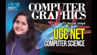 01 Introduction to Computer Graphics  ugc net computer science