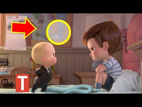 Xxx Mp4 10 Mistakes You Missed In The Boss Baby 3gp Sex