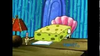Spongebob Squarepants - Procrastination episode (with subtitles in English