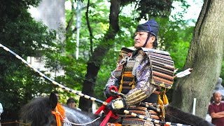 Okunitama Yabusame (Mounted Archery) Festival - Fuchu Marche
