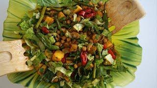 Խորոված Դդումով Աղցան - Roasted Pumpkin Salad Recipe - Heghineh Cooking Show in Armenian
