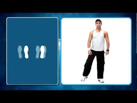 Reggaeton Level 1 Basic Men´s Step 5 13 Dance Academy