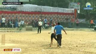 Aftab (Blue Star)   Bowling   Mahesh Shinde Mitra Mandal Trophy 2016    Mumbai